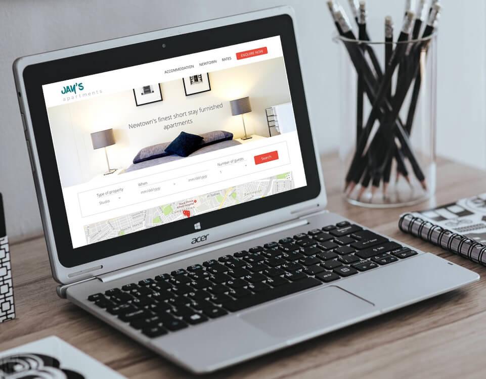 Jay's Newtown Website